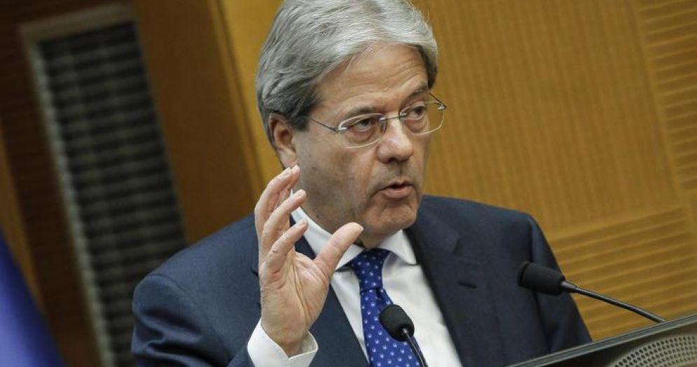 Il Premier Gentiloni sul voto: «Sfida a tre, l'Italia non giochi il Rischiatutto»