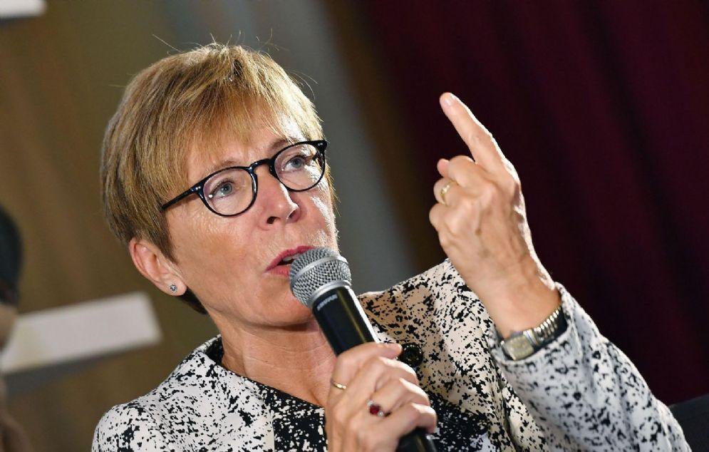 La giornalista Milena Gabanelli
