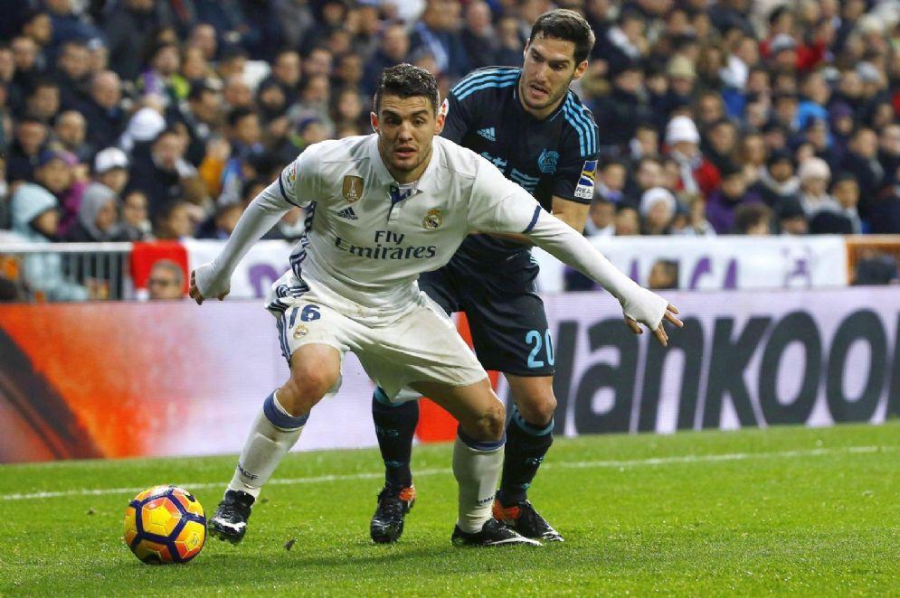 Mateo Kovacic, centrocampista croato del Real Madrid