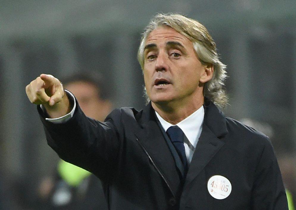 Roberto Mancini, allenatore dello Zenit San Pietroburgo e candidato alla panchina della Nazionale
