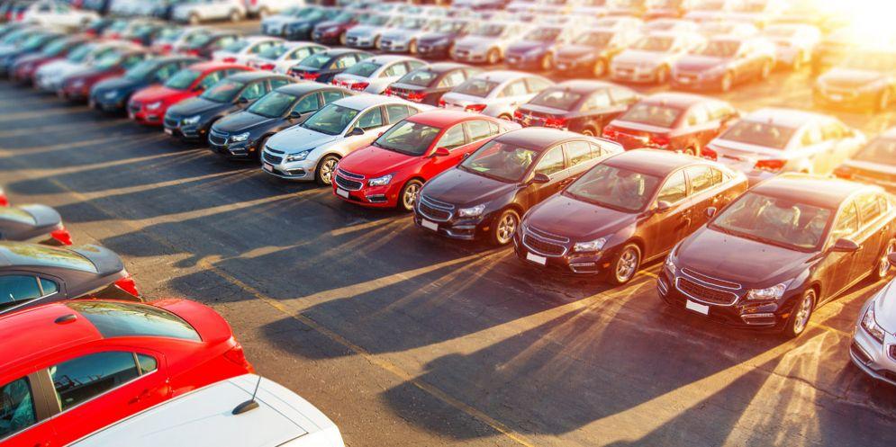Fvg: mercato dell'auto in crescita nel 2017 con un +7,5%
