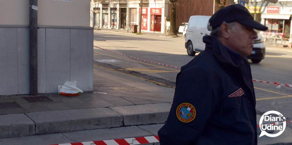 """Allarme bomba alla stazione di Udine, intervengono gli artificieri: """"niente esplosivo"""""""