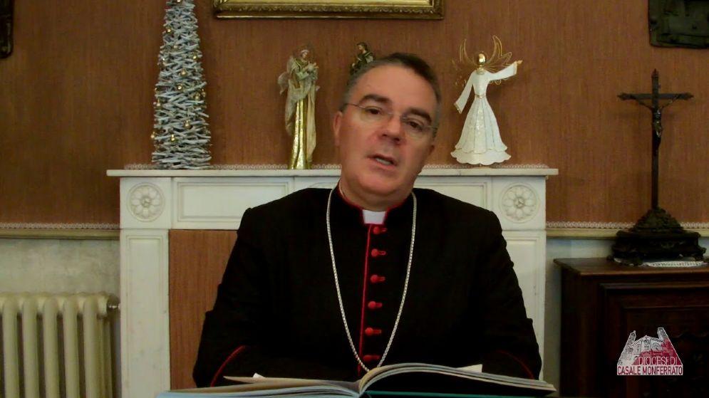 Il vescovo Sacchi