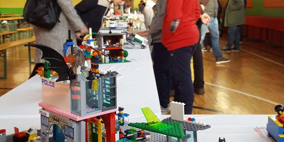 Mattoncino pazzo, al Bearzi arriva la festa dei Lego