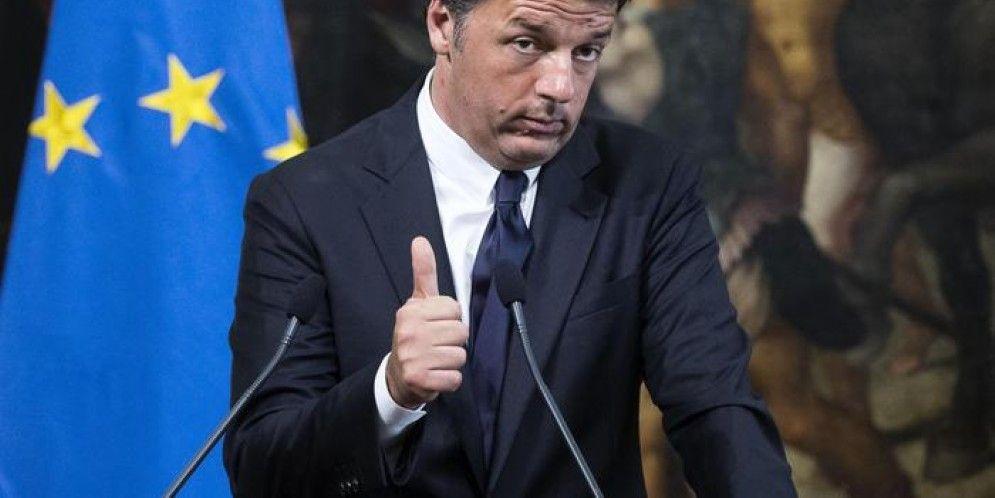 L'ex Premier e Segretario del Partito Democratico, Matteo Renzi