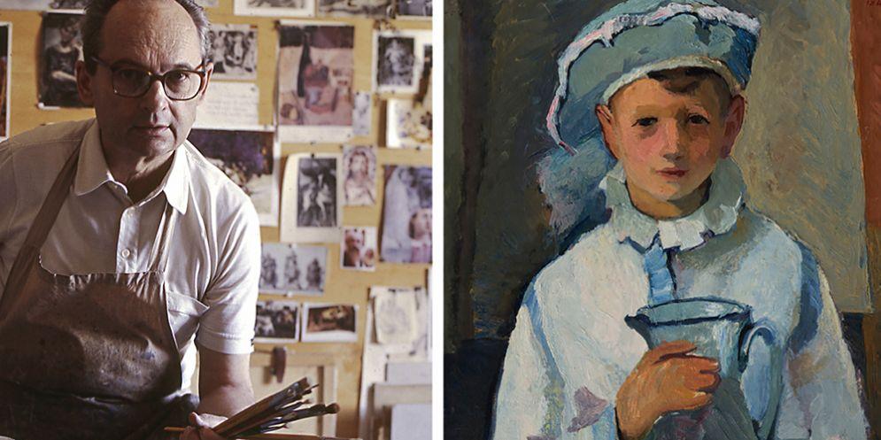 Arte a Pordenone: il grande artista Renzo Tubaro nell'antologica di Galleria Sagittaria