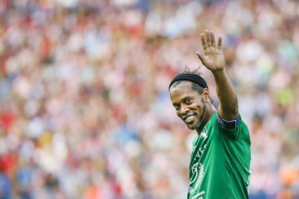 Ronaldo de Assis Moreira, più noto come Ronaldinho, è nato il 21 marzo del 1980