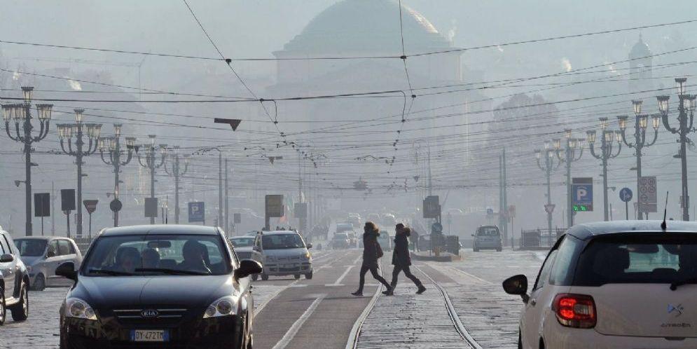 Blocchi auto a Torino