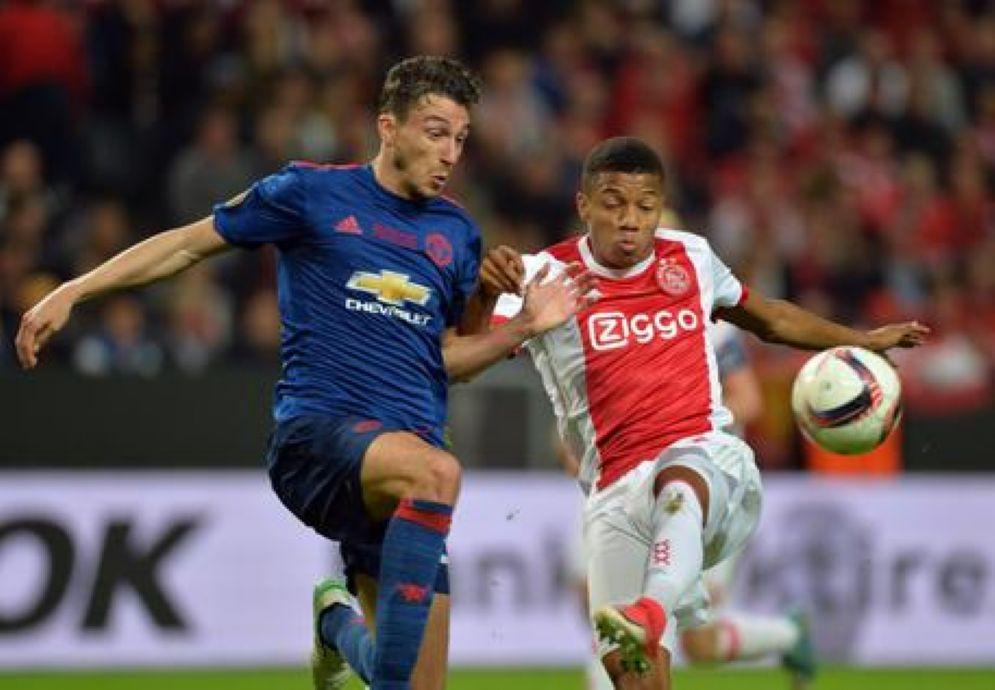 Matteo Darmian, difensore in uscita dal Manchester United