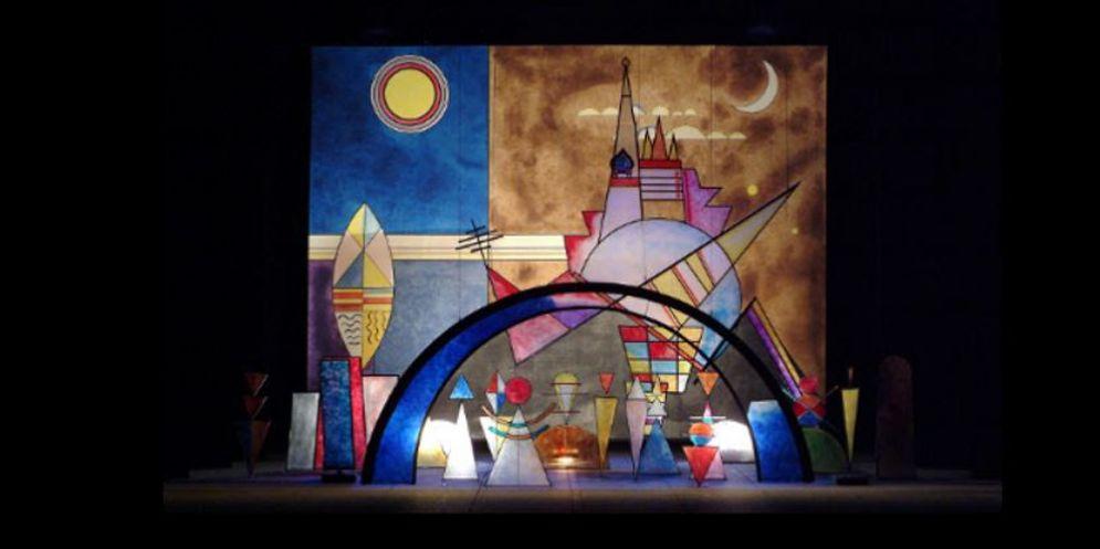 Kandinskij a teatro: al Giovanni da Udine