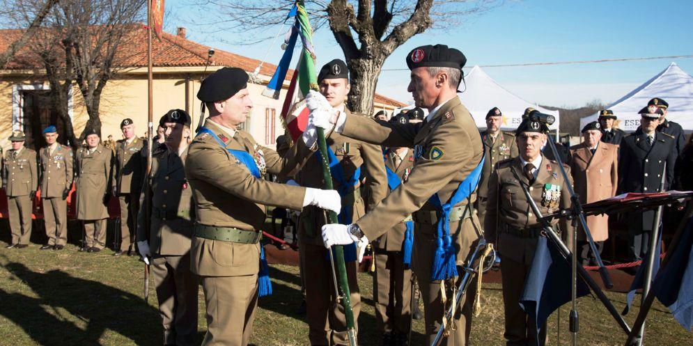 'Piemonte Cavalleria': cambio al Comando del Reggimento