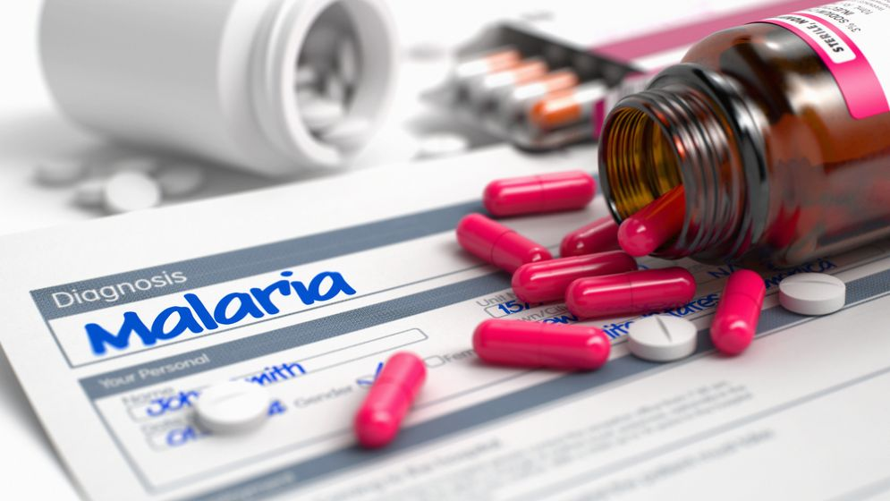 Farmaci contro la malaria