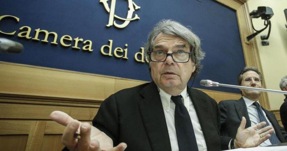 Renato Brunetta, capogruppo alla Camera di Forza Italia