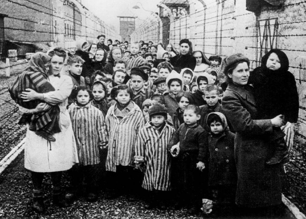 Anche i bambini furono vittime dell'orrore nazista