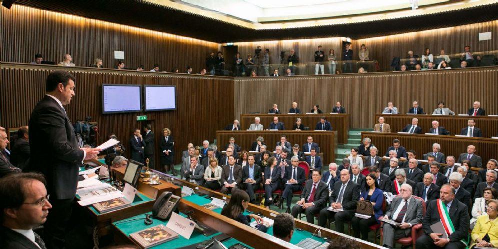 Il Consiglio regionale commemora il 'Giorno della Memoria'