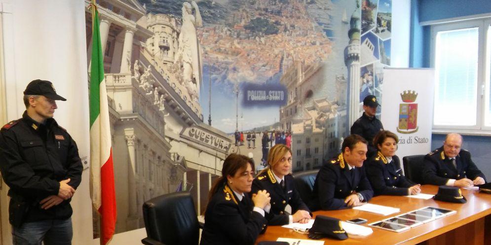 Nuovi tablet alle volanti della Questura di Trieste