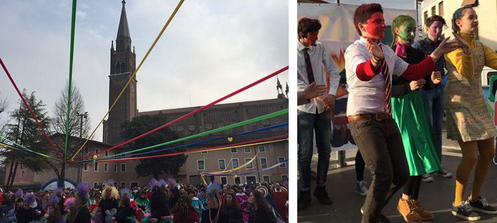 A Casarsa arriva il Carnevale. Tre le feste paesane da non perdere