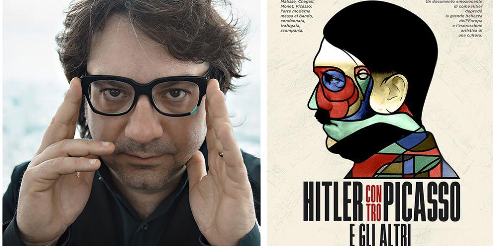 """Remo Anzovino firma la colonna sonora del documentario-evento """"Hitler contro Picasso e gli altri"""""""