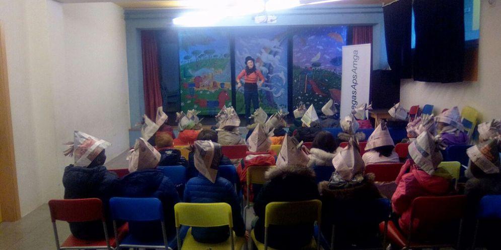 A scuola di educazione ambientale per 1.400 bambini udinesi