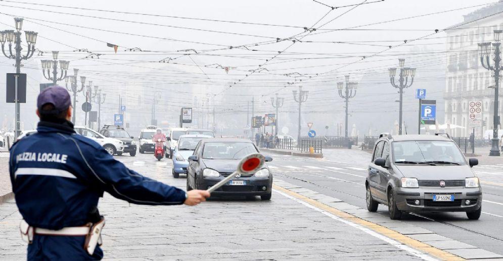 Tavolo sull'inquinamento e sui blocchi auto