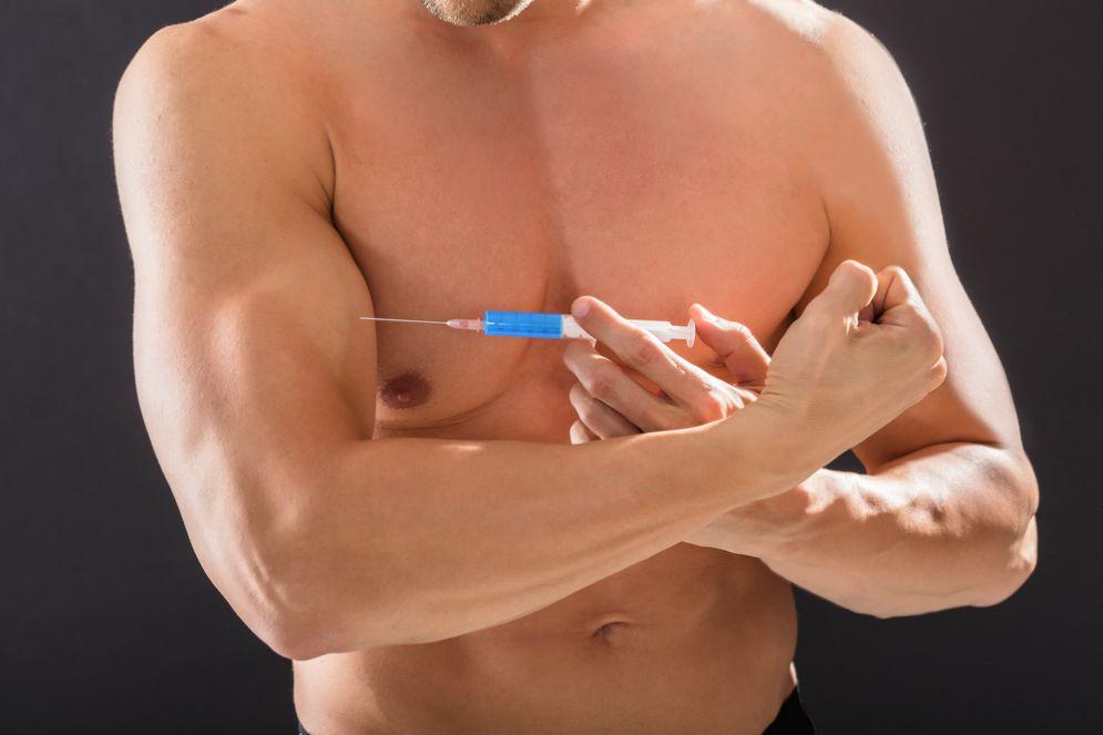 Uomo esegue la tecnica CRISPR su se stesso per potenziare i muscoli