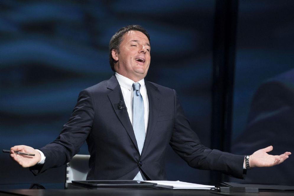 Il segretario del Pd Matteo Renzi