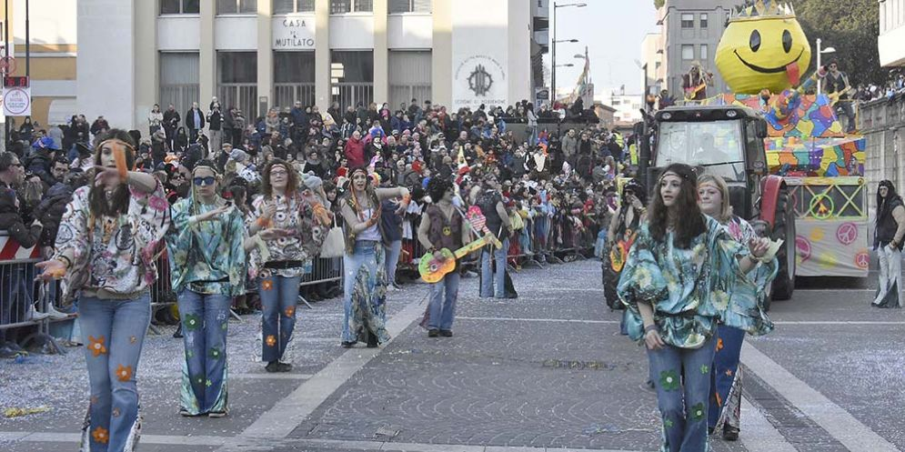 Pordenone, arriva il Carnevale: tutti gli appuntamenti