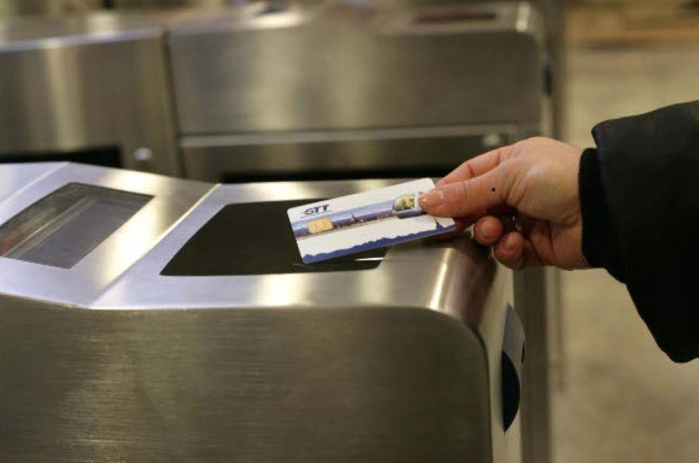 Un'app per il pgamento del biglietto sui mezzi pubblici
