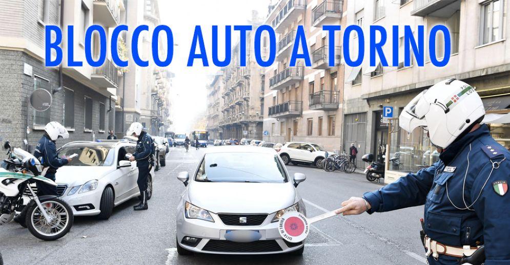 Torna il blocco auto a Torino