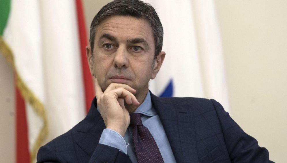 Il subcommissario della Figc Alessandro Costacurta