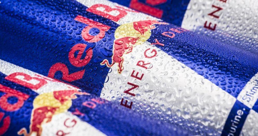 Energy drink Red Bull