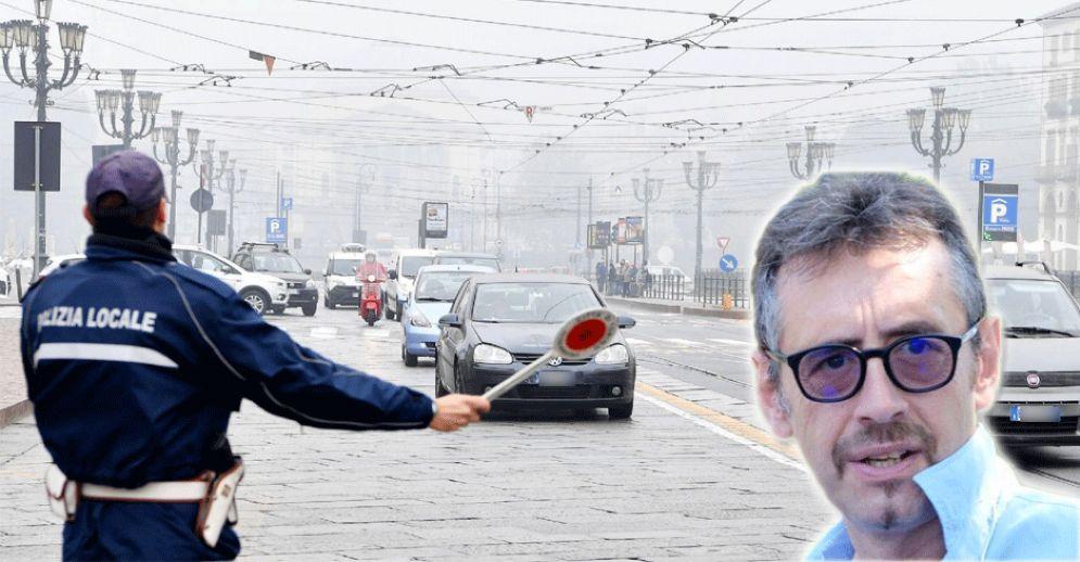 Blocchi auto, parla l'assessore all'Ambiente Alberto Unia