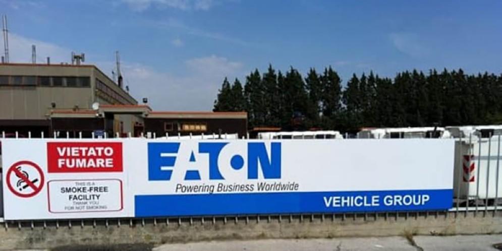 Eaton: continua l'impegno della Regione a fianco dei lavoratori