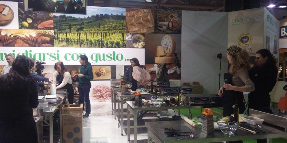 """Il meglio dell'enogastronomia friulana con Ersa e Unione delle Pro Loco Fvg a """"Cucinare"""""""