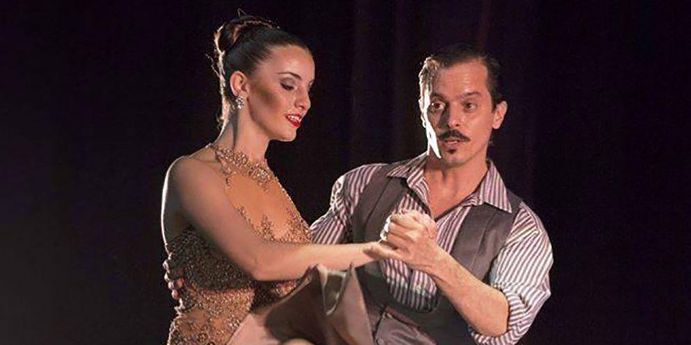 Al Verdi l'eleganza di El tango di Roberto Herrera