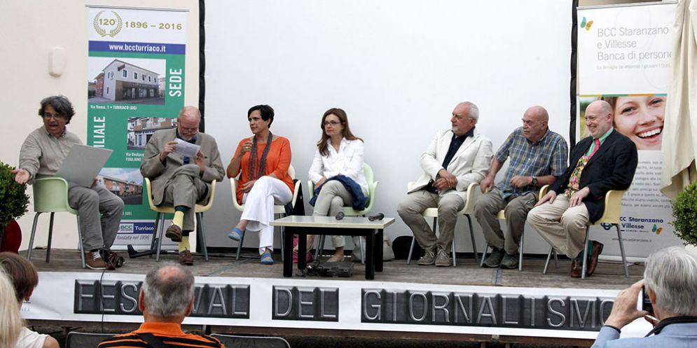 Alto Patrocinio del Parlamento Europeo per il Festival del Giornalismo ronchese