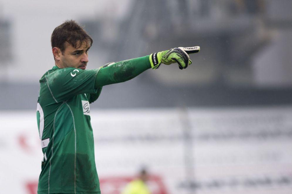 Gabriel Vasconcelos Ferreira, portiere brasiliano del Milan in prestito all'Empoli