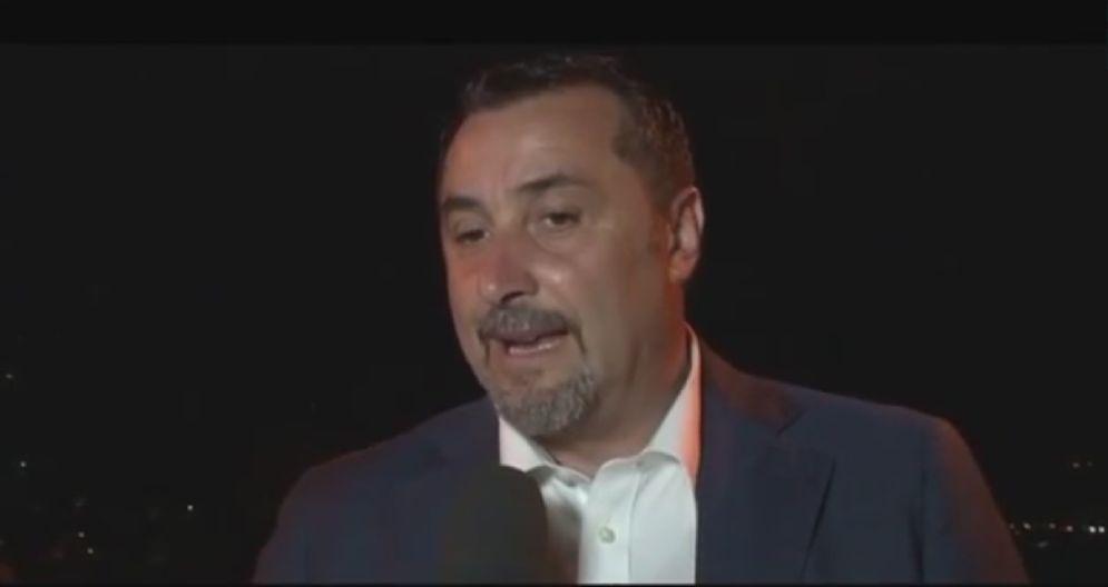 Massimiliano Mirabelli, direttore sportivo e responsabile dell'area tecnica del Milan