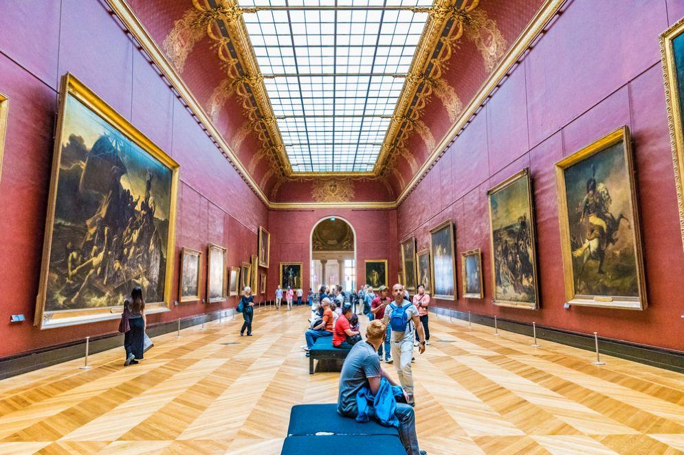 L'app che riconosce le opere al museo (con la realtà aumentata)