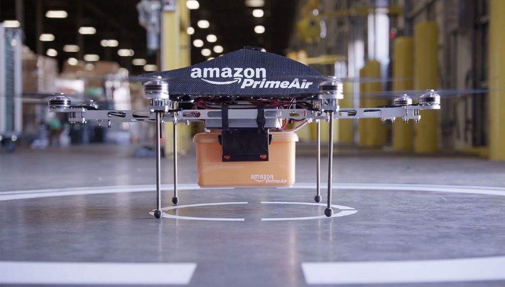 Che fine hanno fatto i droni di Amazon?
