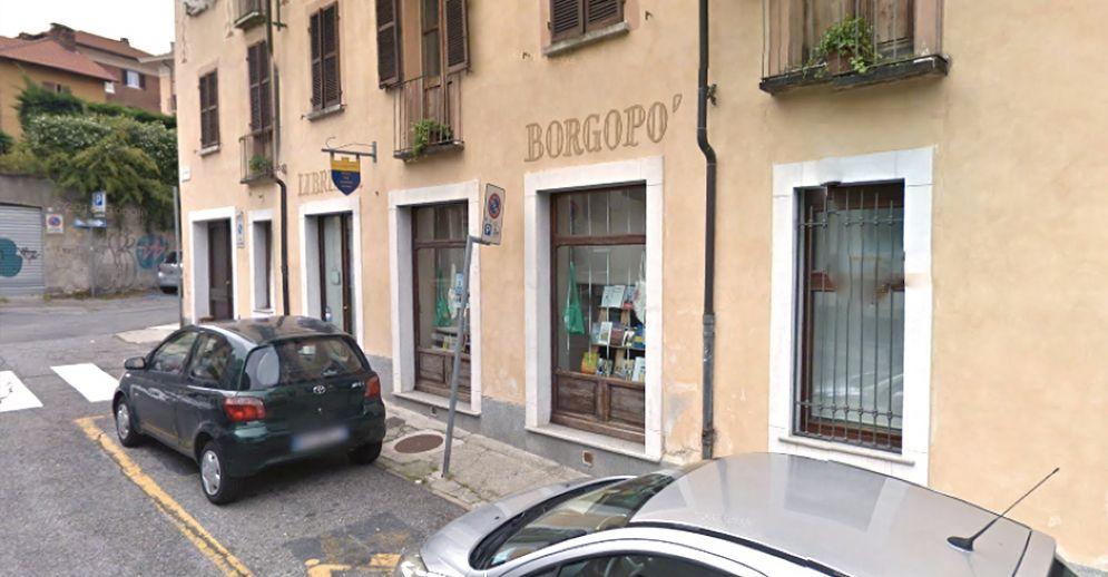 Il 24 febbraio chiude la libreria Borgopo'