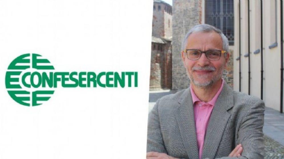 Angelo Sacco è presidente della Confesercenti