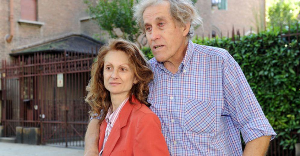 Gabriella Carsano e Luigi Deambrosis