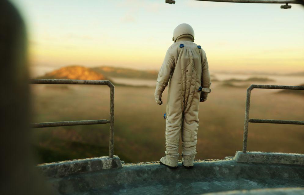L'orto tecnologico Made in Italy per gli astronauti marziani