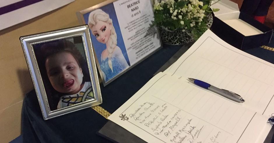 Funerale di Beatrice Naso