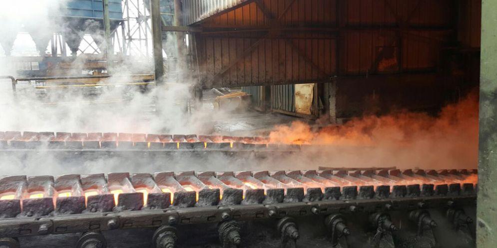 Ferriera: congrua la proroga per la copertura dei parchi minerari
