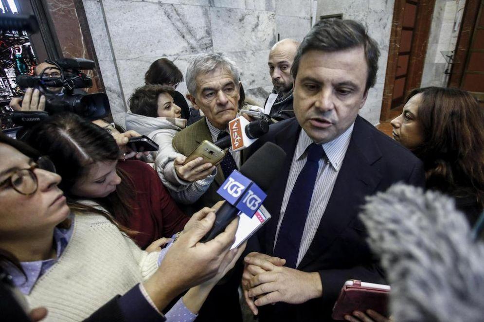 Il ministro dello Sviluppo Economico Carlo Calenda.