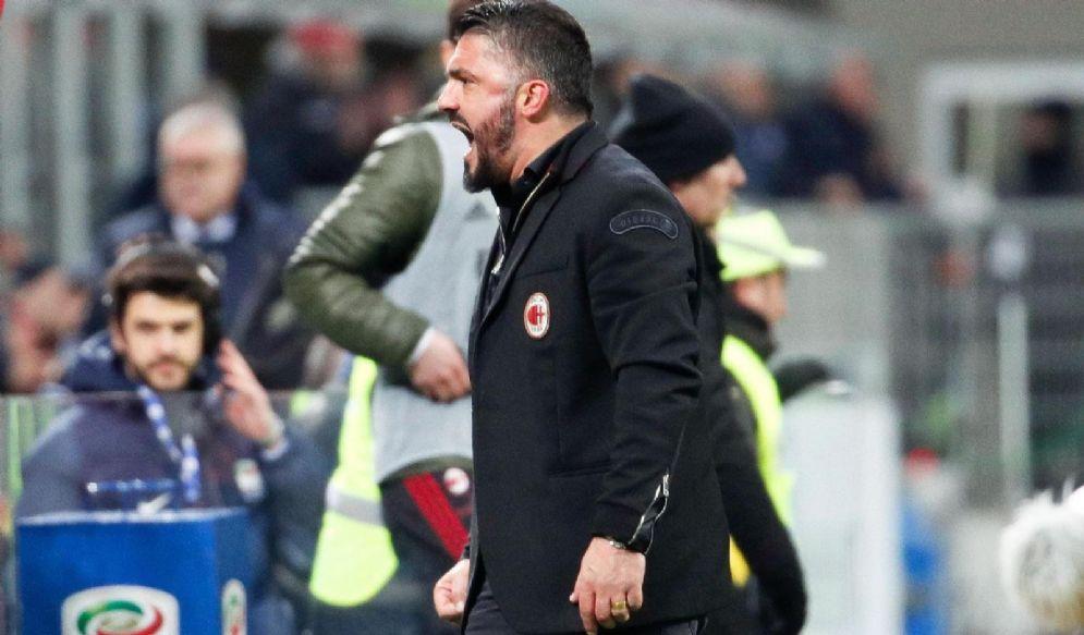 Gennaro Gattuso striglia i suoi