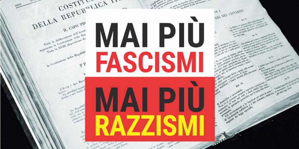 Mai più fascismi, Mai più razzismi: manifestazione a Udine