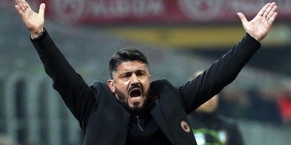 Tutto l'ardore di Gennaro Gattuso